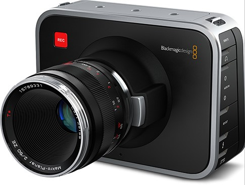 Blackmagic cinema camera EF 08