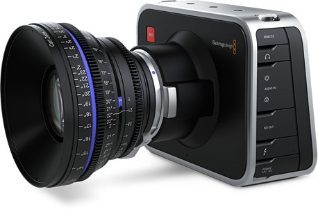 Blackmagic cinema camera EF 02