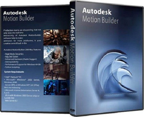 Autodesk Motion Builder